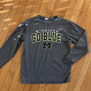 Other - Long sleeve athletic T-shirt